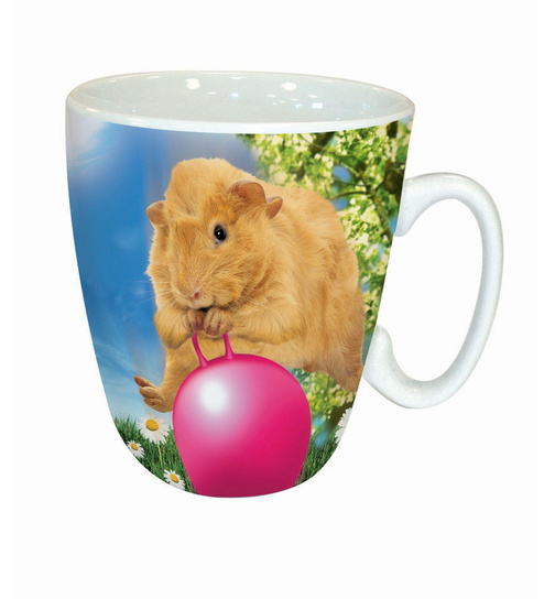 Meerschweinchen - Never too old to have fun - Kaffeebecher - Standard Mug