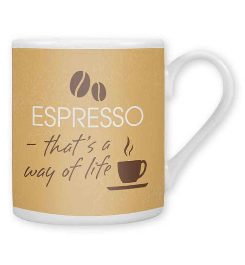 Espressotasse - 61 - Way of Life