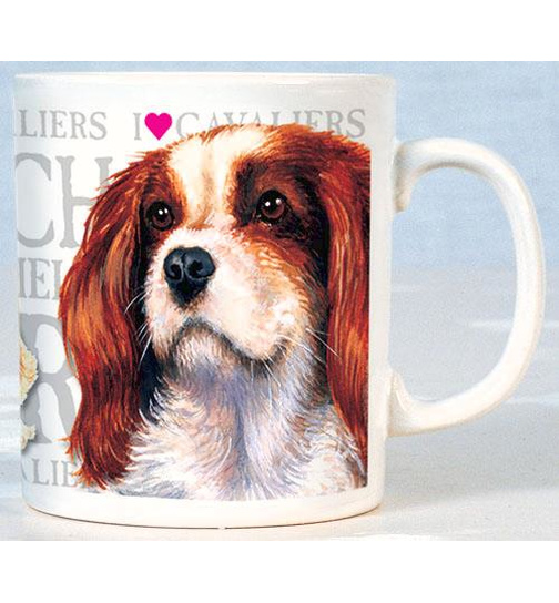 I Love Cavaliers - Mugs - Becher - Chopes