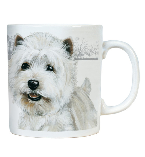 West Highland White Terrier - Mugs - Becher - Chopes