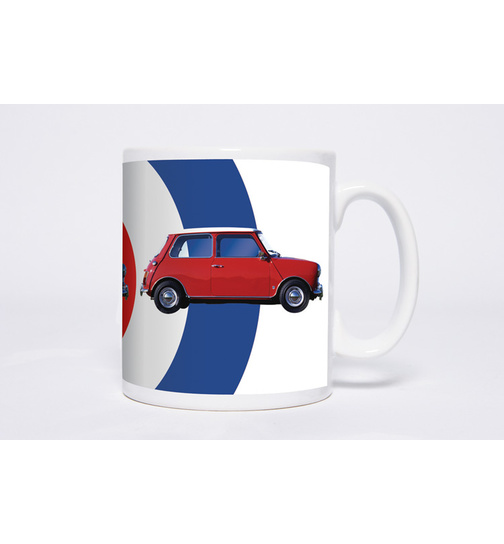 Retro Minis - Mugs - Becher - Chopes