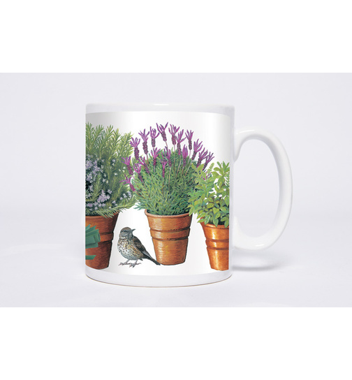 Kitchen Garden - Mugs - Becher - Chopes