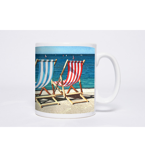 Beach Live - Mugs - Becher - Chopes