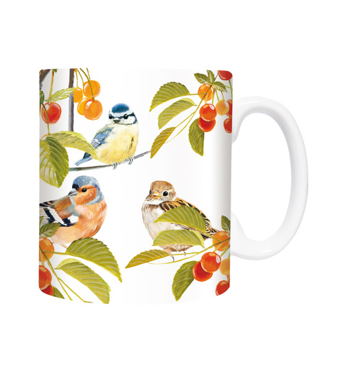 Summer Birds ? Vögel - Mugs - Becher - Chopes