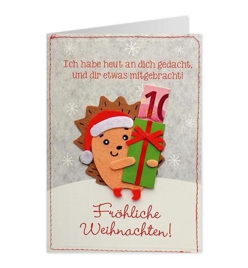 Weihnachtskarte Mantel 18 - Dog-Toy.de - Der Onlineshop für Hunde