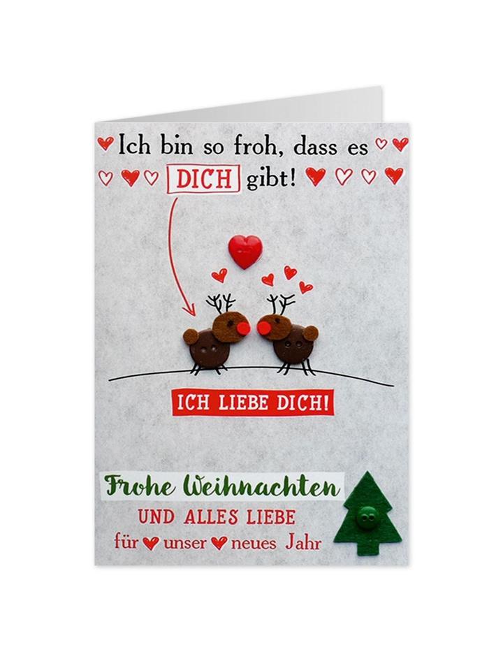 Frohe Weihnachten Ich Liebe Dich.Dog Toy De