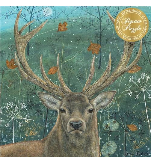 Handsome Stag - Puzzle - 1000 Teile